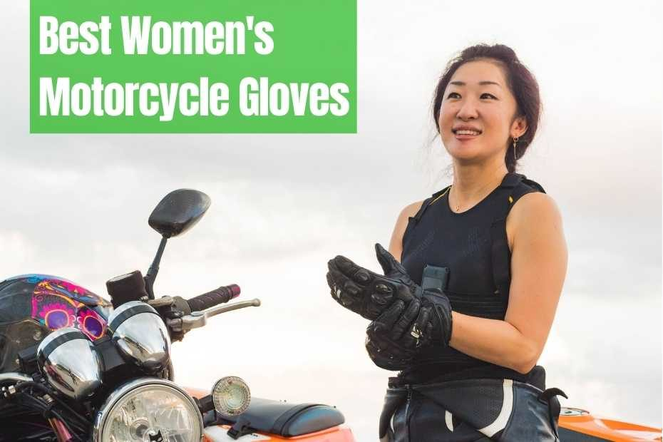 women's motorcycle gloves