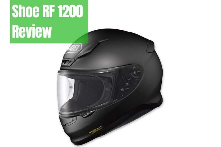 Shoei RF 1200 Review: Here's What You Should Know