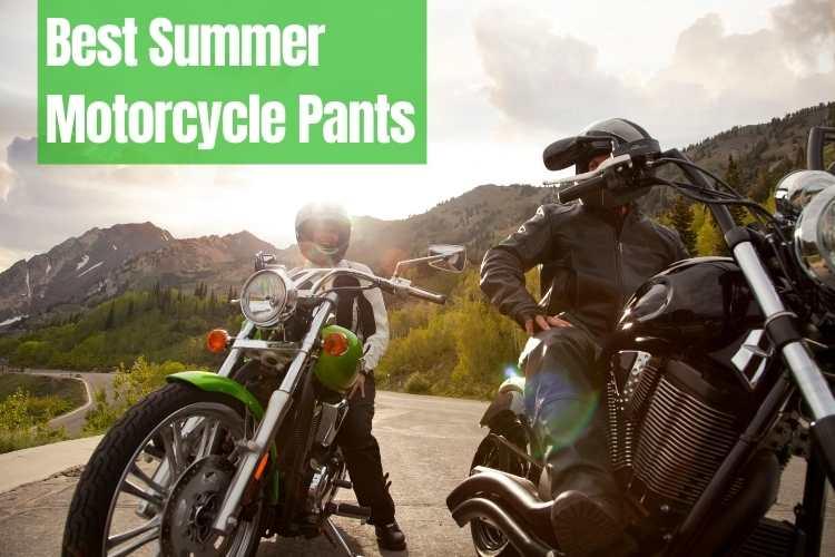 Summer Motorcycle Pants