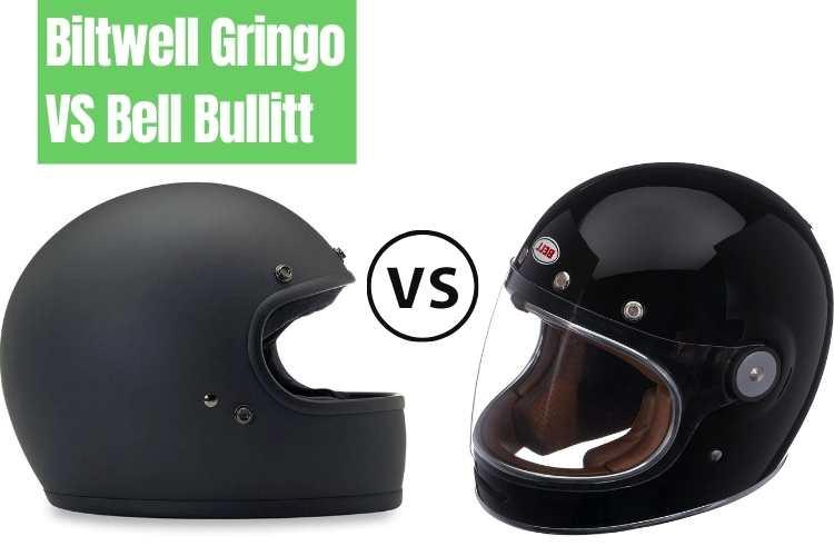 Biltwell Gringo VS Bell Bullitt: Which is the Best Retro Helmet?
