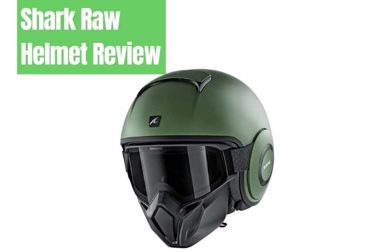 shark raw helmet