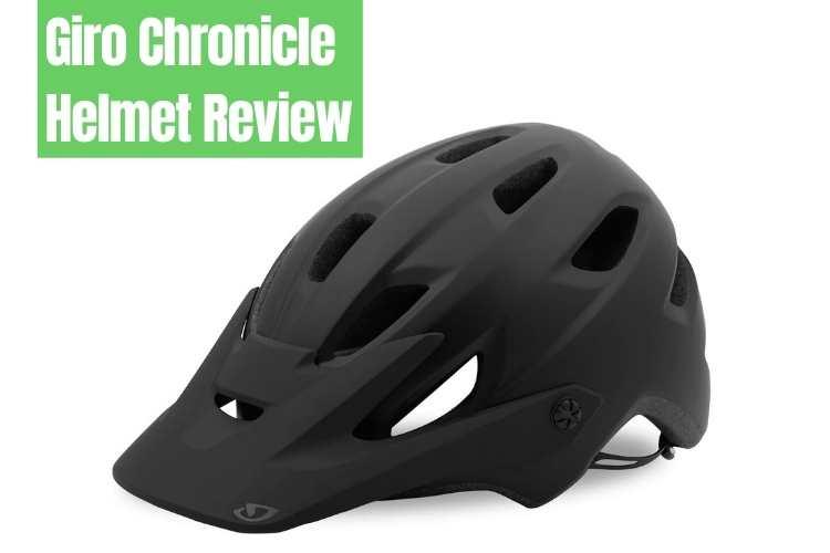 Giro Chronicle MIPS Helmet Review [2021]