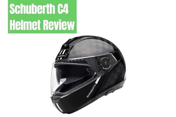 Schuberth C4 Helmet