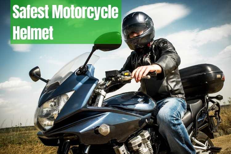 safe Motorcycle Helmet
