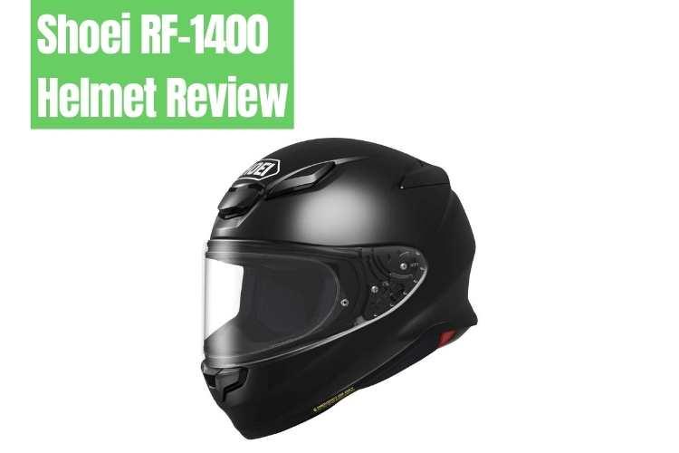Shoei RF-1400 Helmet Review [2021]