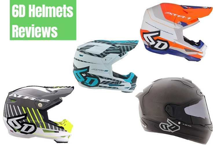 6D Helmets Reviews: The Top 4 in 2021